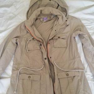 Stitch Fix Market & Spruce Khaki Cargo Jacket